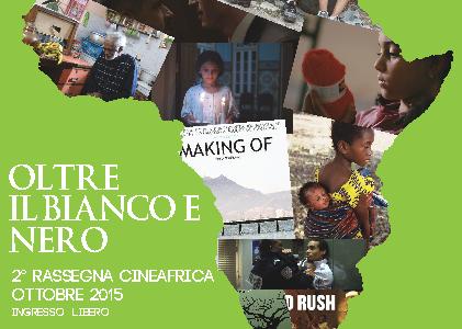 07/10/2015 – OLTRE IL BIANCO E NERO – Primo appuntamento Rassegna Cinematografica 2015